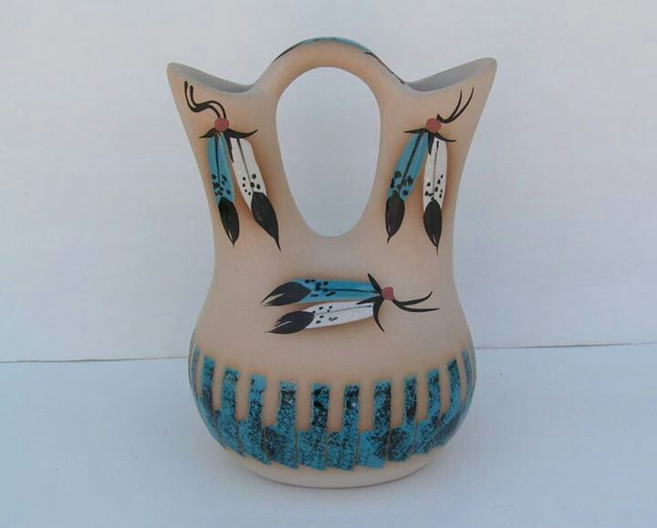 American Indian Wedding Vase Wedding Preacher For Hire