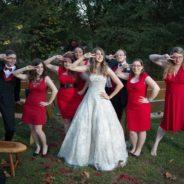 The Joy of Weddings; Make 'Em Laugh