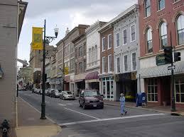 Staunton, the town